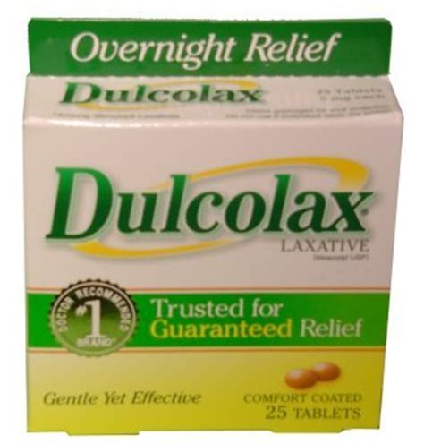 Dulcolax Detox by Drugs Picture World Medications Images Photos Five