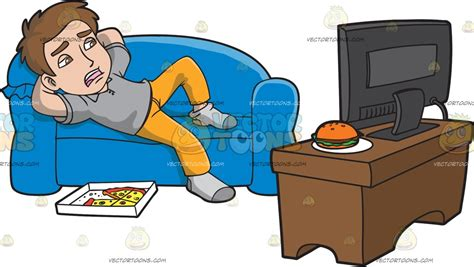 couch potato free tv clipart lazy jaxstorm realverse us