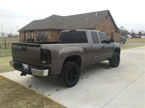 gmc custom parts 2013 gmc 1500 z71 4x4 lifted custom parts