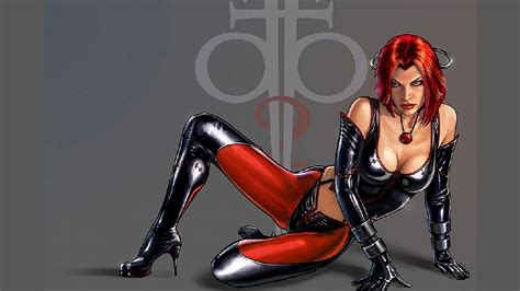 bloodrayne wallpapers  full hd p desktop