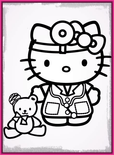 imagenes de hello kitty bailarina dibujos para imprimir hello kitty sus amigos archivos