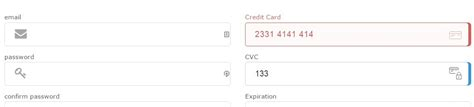 Credit Card Format Input Simple Angularjs Directive For Credit Card Input Angular Script