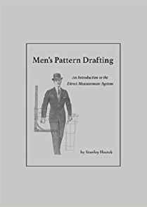 pattern drafting books amazon men s pattern drafting an introduction to the direct