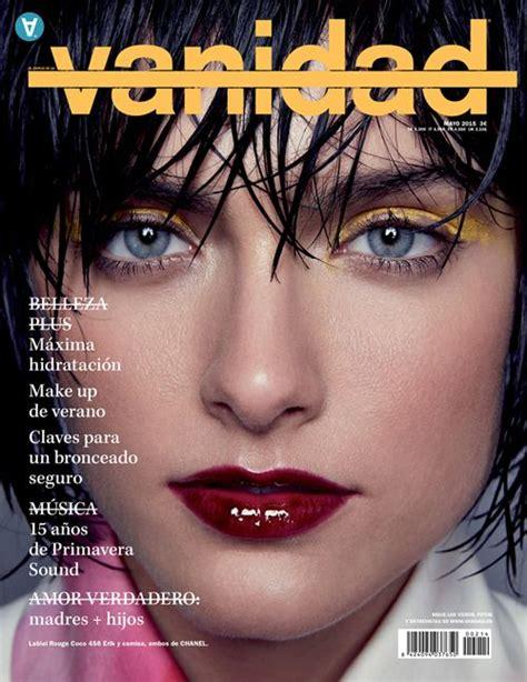 vanidad revista portada vanidad mayo ya a la venta www vanidad es