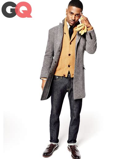 gq magazine mens fashion and style news gqcom my hell of a life big sean showcases his fall fashion