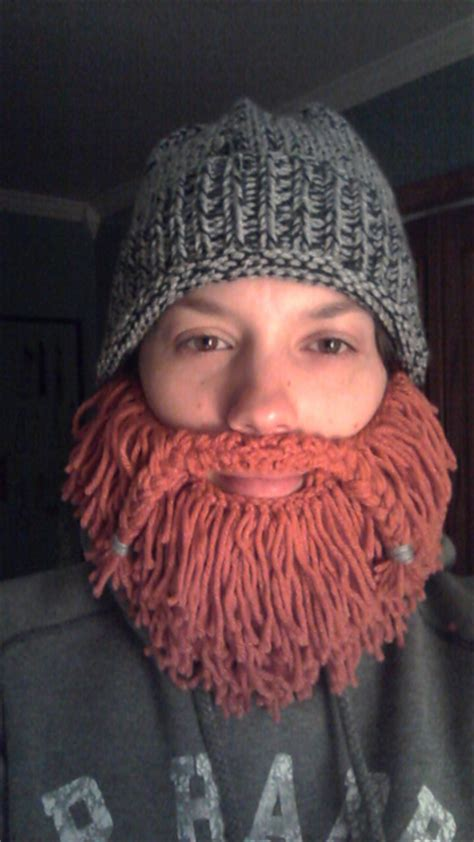 knit viking hat with beard pattern hats knitting patterns in the loop knitting