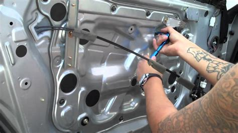 resetting window motor 350z diy replace infiniti g35 coupe window motor part 1 youtube