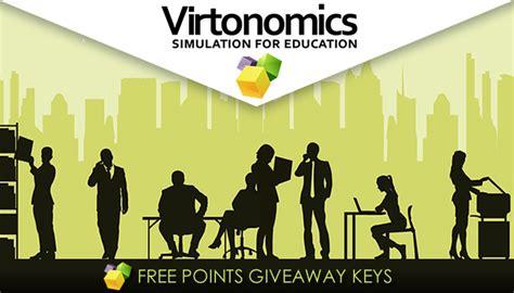 Giveaway Key - virtonomics key giveaway