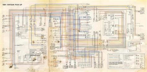 datsun car manuals wiring diagrams pdf fault codes