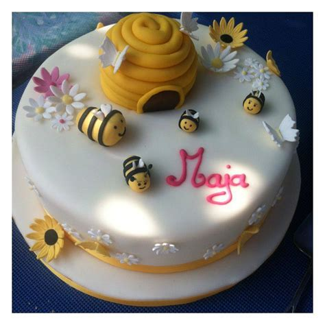 biene maja kuchen biene maja torte