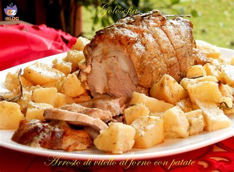 cucinare patate arrosto ricerca ricette con arrosto di vitello al forno con patate