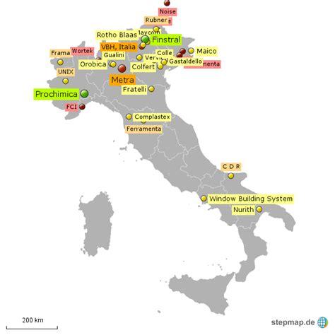 test ita italia test tamosan landkarte f 252 r italien