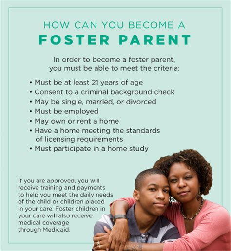 Can You Be A Foster Parent With A Criminal Record In California Foster Care Franklin County Children Services