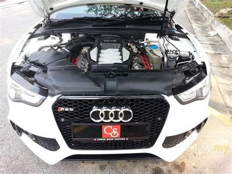 audi rs5 malaysia audi rs5 2013 in kuala lumpur automatic white for rm