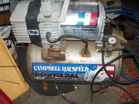 power pal compressor espotted