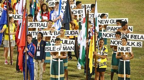 sle of youth empowerment entertaining opening ceremony brings curtain up on samoa