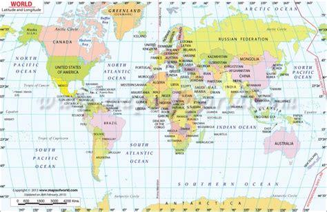 world map image latitude longitude world map with latitude and longitude