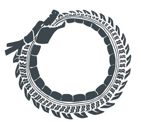 shenron ouroboros by maquintus on deviantart