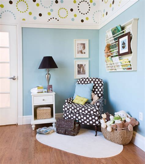 Baby Boy Nursery Decorating Ideas Pictures Diy Room Decor Ideas For New Happy Family