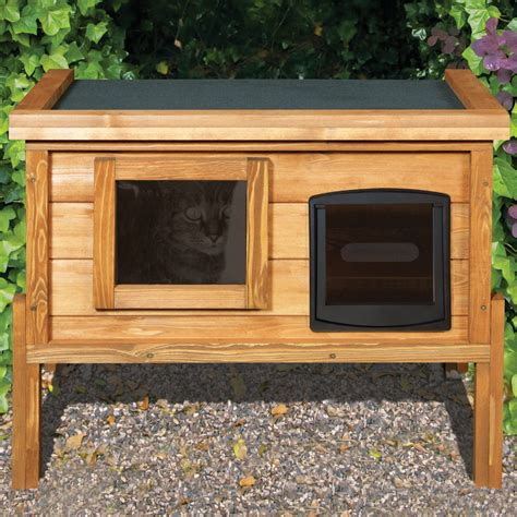 heat l for dog kennel wooden cat kennels wooden cat house rabbit shelter with