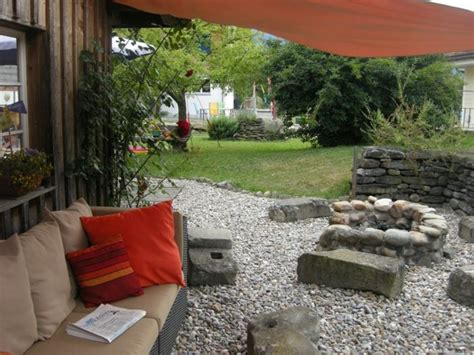 Offene Feuerstelle Im Garten 3789 by Das Lebendige Feuer Im Garten Trendomat