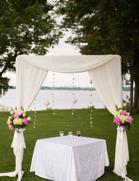 25 best ideas about wedding arbor decorations on outdoor wedding arbors outdoor