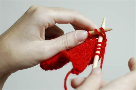 decrease 2 stitches knitting how to knit decreases 9 steps wikihow