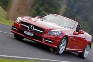 Mercedes Slk 350 Review Mercedes Slk 200 350 Review Caradvice