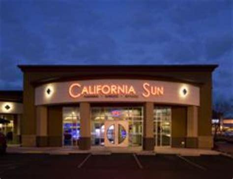 california sun tanning salon spray tan in sacramento premier tanning salon california sun celebrates 20th