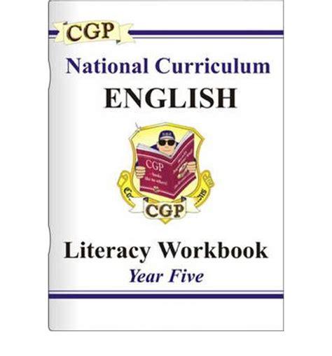 new year ks2 literacy ks2 literacy workbook year 5 cgp books cgp