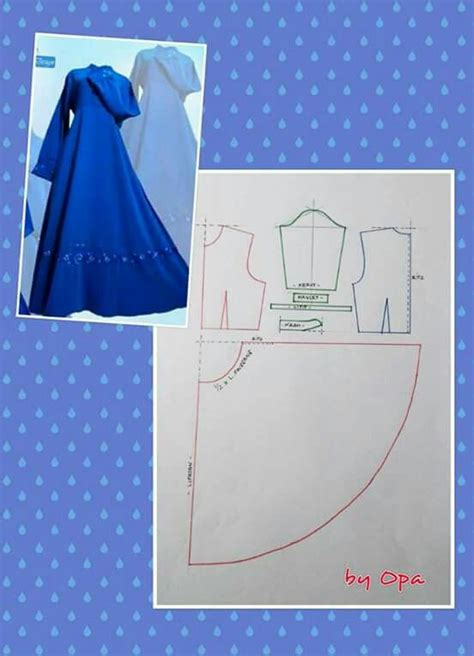 Dress By Hijabers dress 4 hijabers diy mulher