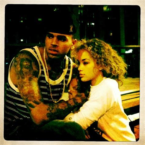 chris brown and girls chris brown introduces new model girlfriend missxpose