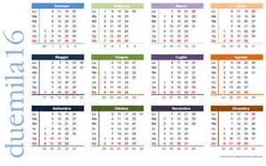 Cote D Ivoire Calendario 2018 Calendario 2016 Settimana