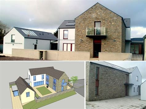 home design for rural area 131 best contemporary irish style houses images on