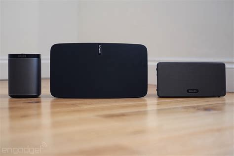 Sonos Play 5 Wohnzimmer by Sonos Play 5 Review Engadget