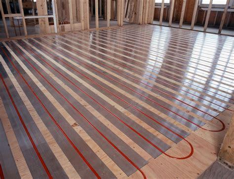 Radiant Heat Flooring by Design Radiant Floor Heating System Radiant Floor