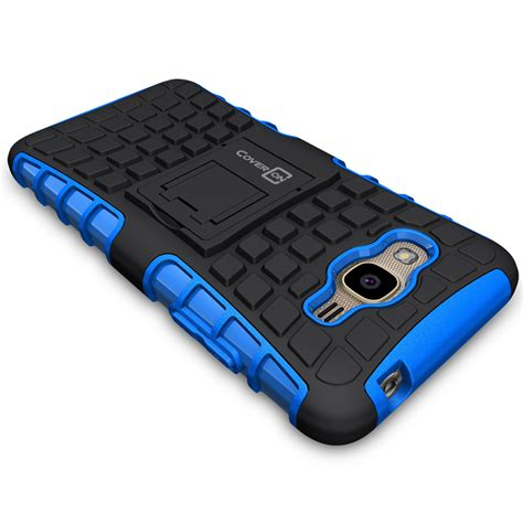 On 0017 Casing For Galaxy J2 Prime Hardcase 2d for samsung galaxy grand prime plus j2 prime protective kickstand cover ebay