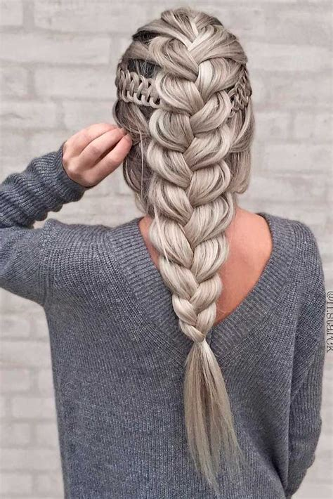 all kinds of hair style that have braides 24 different types of braids every woman should know