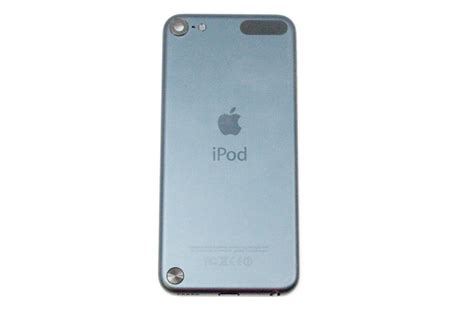 Ipod Touch 5th Rear slate rear panel housing battery door back cover for ipod