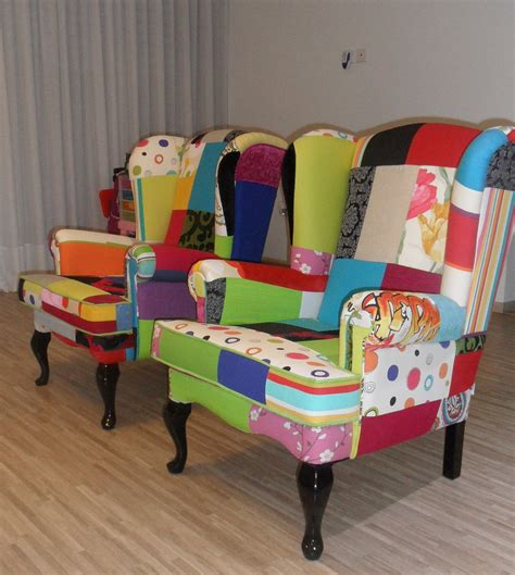 Patchwork Chair Furniture - patchwork sofa colors acnl okaycreations net