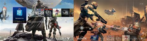 themes ps4 destiny theme destiny ps4 gratuit blog jeux vid 233 o cin 233 ma ps4
