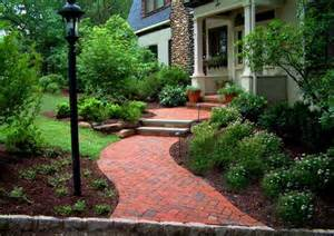Design Ideas For Brick Walkways Walkway Designs Pictures Images