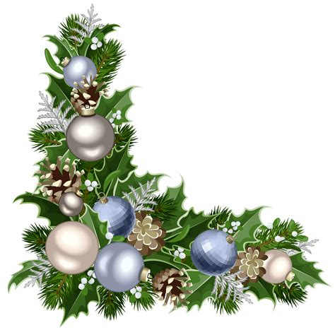 deco corner with tree decorations corner decorations png billingsblessingbags org