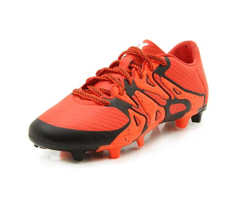 Sepatu Bola X15 Jual Diskon Original Sepatu Bola Soccer Adidas X15 3 Fg Ag Orange Jati S Land