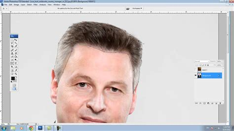 How To Change Hairstyle In Photoshop 7 0 by Photoshop Change Hair Style