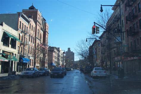 bronx belmont neighborhood ny photo streets of