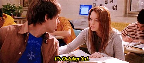 October 3 Meme - most memorable 143 picture quotes from mean girls part 4
