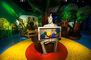 Home Design Plaza Tampa wizard of oz traveling exhibit opening at glazer children
