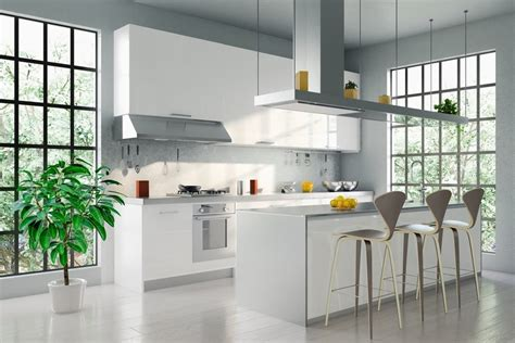characteristics of contemporary the characteristics of a contemporary kitchen