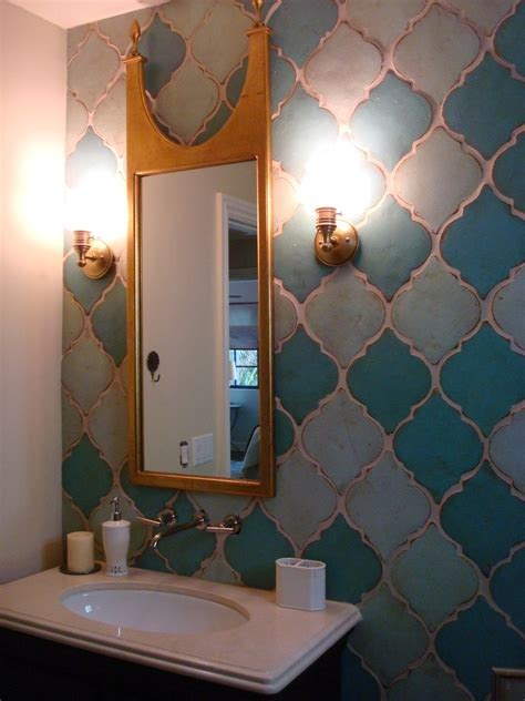 moroccan themed bathroom moroccan tile bathroom contemporary with federation house